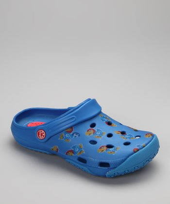 Blue Kansas Clog - Women