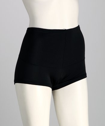 Black Instant Slimmer Shaper Briefs