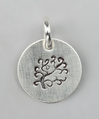 Sterling Silver Expressions Tree of Life Charm