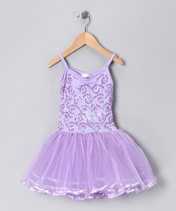 Light Purple Juliette Dress - Toddler & Girls