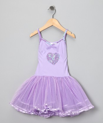 Light Purple Julia Dress - Girls