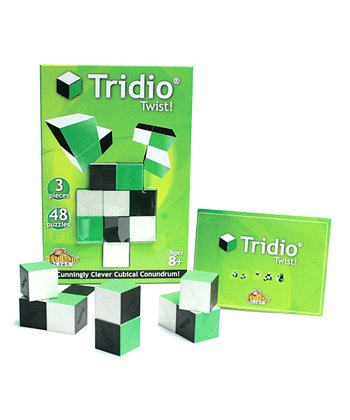 Fat Brain Toys Tridio Twist