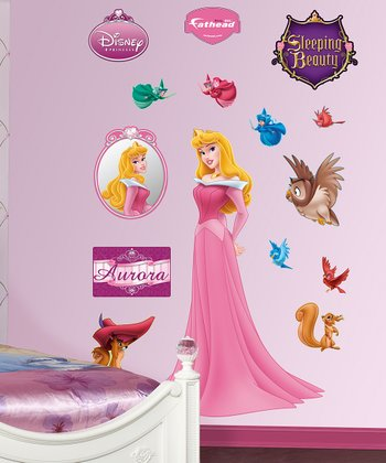 Sleeping Beauty Wall Decal Set