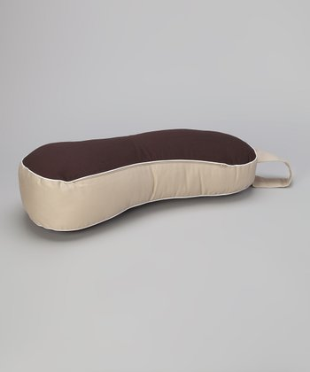 Chocolate Cooeee Portable Nursing Pillow