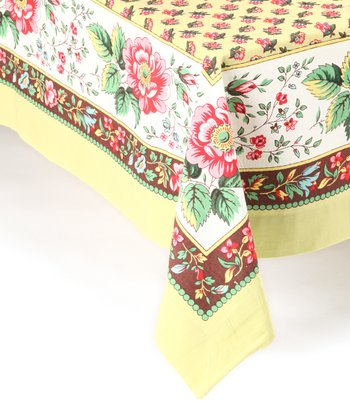 Jardin Rectangle Tablecloth