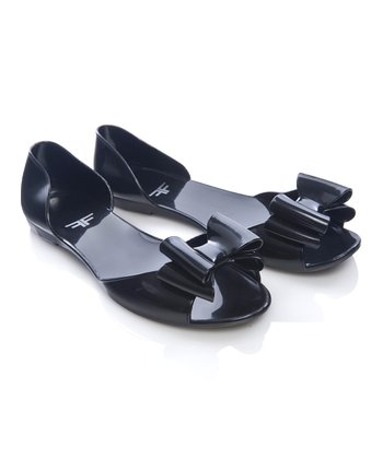Black Dragonfly Sandal