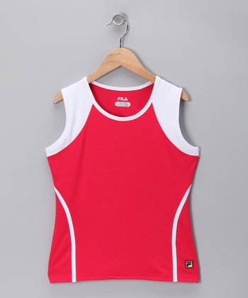 Cherry Bomb Court Tank - Toddler