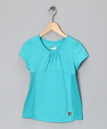 Laguna Baseline Top - Toddler & Girls
