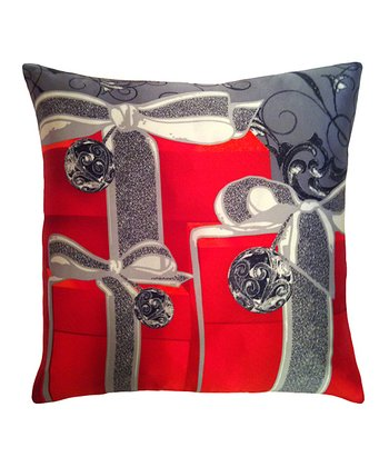 Elegant Gifts Silk Pillow