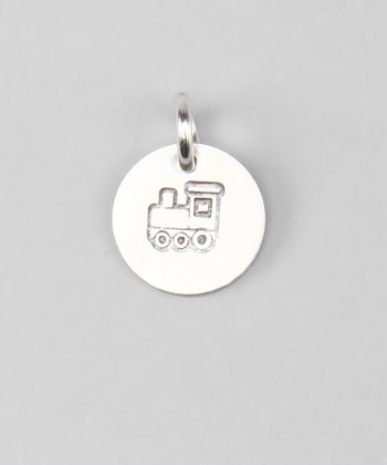 Sterling Silver Little Engine Charm