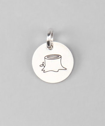 Sterling Silver Giving Tree Charm