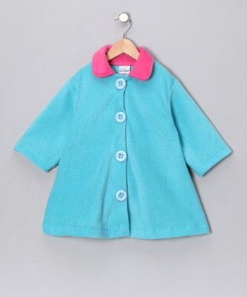 Aqua Swing Coat - Toddler & Girls