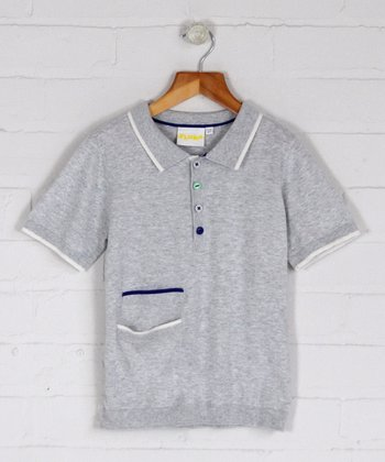 Brean Retro Polo - Infant, Toddler & Boys