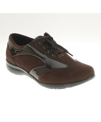 Brown Winner Sneaker