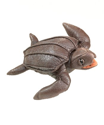Folkmanis Leatherback Sea Turtle Puppet