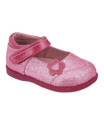 Pink Sparkle Olivia Mary Jane