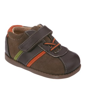 Brown Dash Sneaker