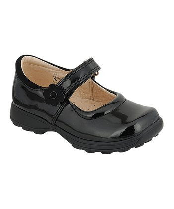Black Patent Courtney Mary Jane