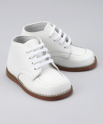 White Alex Ankle Boot