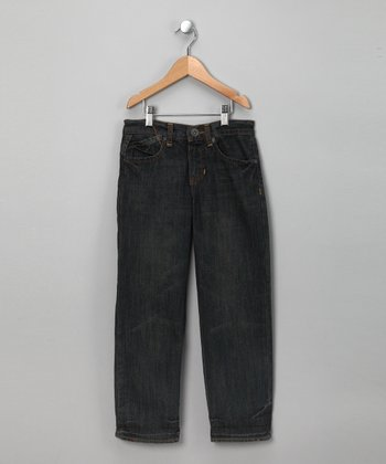 Grease Monkey Duster Jeans
