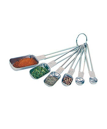 Rectangular Measuring Spoon Set