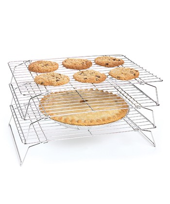 Silver Tier Cooling Rack