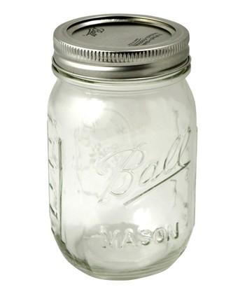 16-Oz. Mason Jar - Set of 12