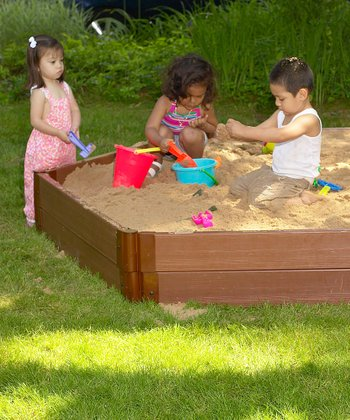 12'' Deep Hexagonal Sandbox Set