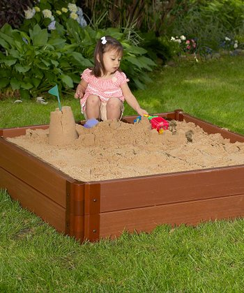 "12"" Deep Square Sandbox Set"
