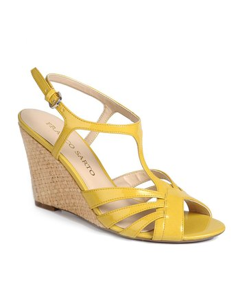 Sunflower Gable Wedge Sandal