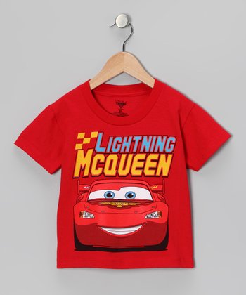 Red Cars 'Lightning McQueen' Tee - Infant & Toddler