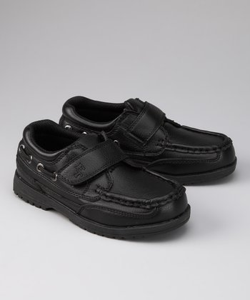 Black Bryan Loafer - Boys