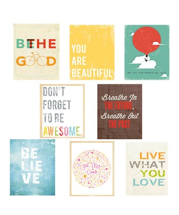 Inspiration Mini Print Set