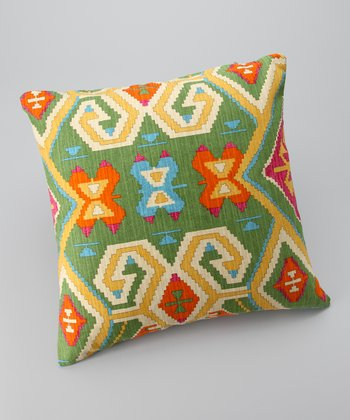 Parade Global Square Down Pillow