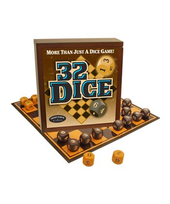 Front Porch Classics 32 Dice Game