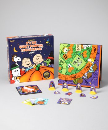 Great Pumpkin Peanuts Game