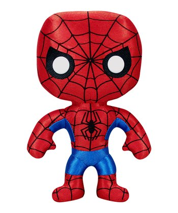 Classic Spider-Man Plush Toy