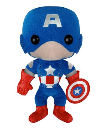 Avengers Captain America Plush Toy