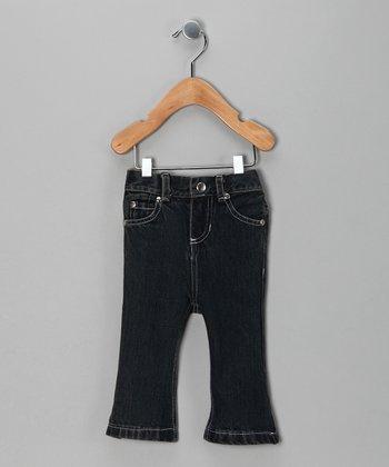 Funkoos Denim Organic Flare Jeans - Infant