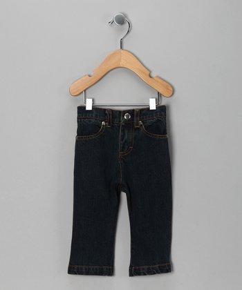 Funkoos Blue Organic Jeans - Infant