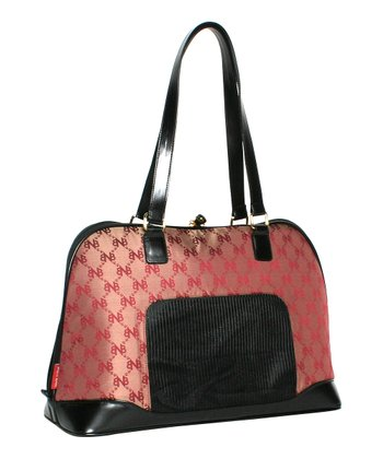 Bark-n-Bag Signature Bowler Pet Tote