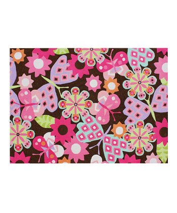 Butterfly Safari Rug