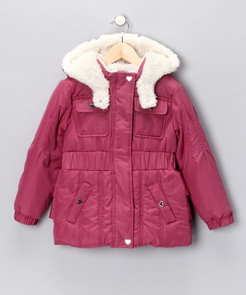 Honeysuckle Coat - Toddler