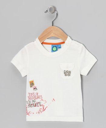 Egret 'Treasures' Tee - Infant