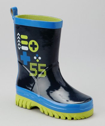 Total Eclipse Game Rain Boots