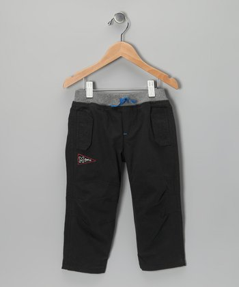 Black Pants - Toddler