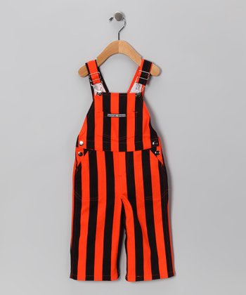 Cincinnati Bengals Colors Overalls - Kids