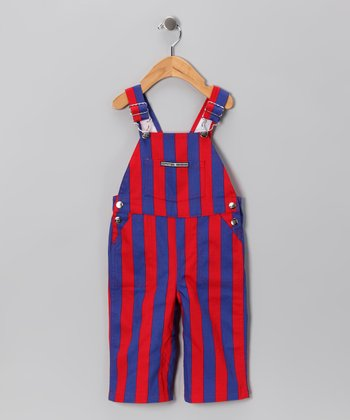 New York Giants Colors Overalls - Kids