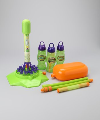 Bubble Rocket Set