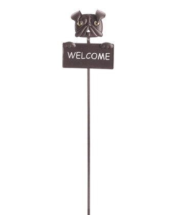 Georgetown Pug Dug Welcome Sign